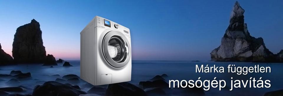 márkafüggetlen mosógép javítás, Indesit mosógép javítás